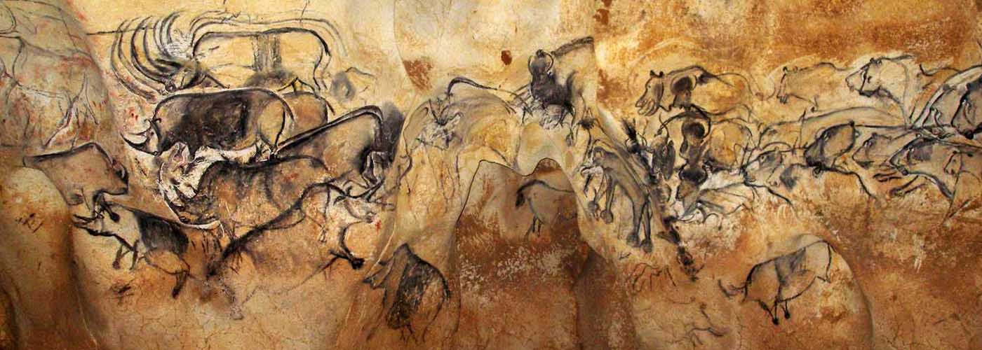 Grotte Chauvet en Ardèche