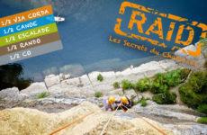 Séjour Scolaire   Raid : Les Secrets du Chassezac