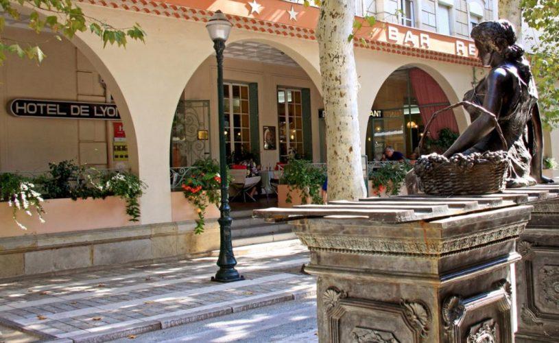 Grand Hôtel de Lyon – Vals les Bains